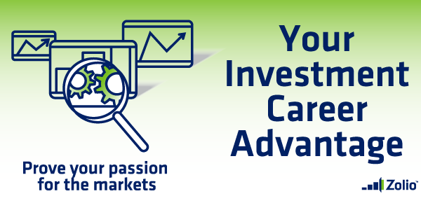 Your Investment Career Advantage