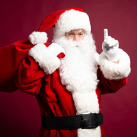What is the Santa Rally?